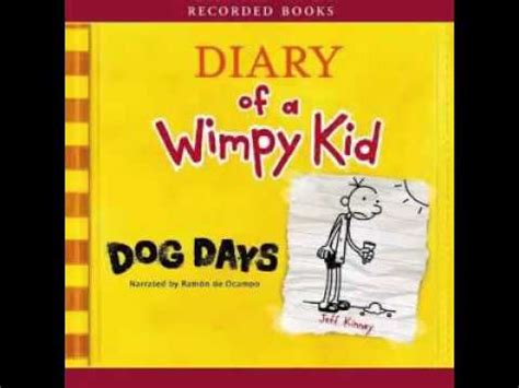 Diary of a wimpy kid dog days book setting