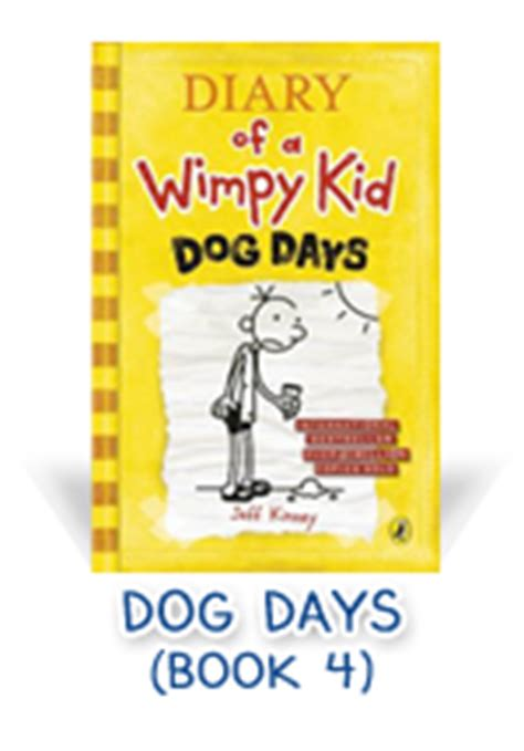Diary of a wimpy kid Dog days summary - Home